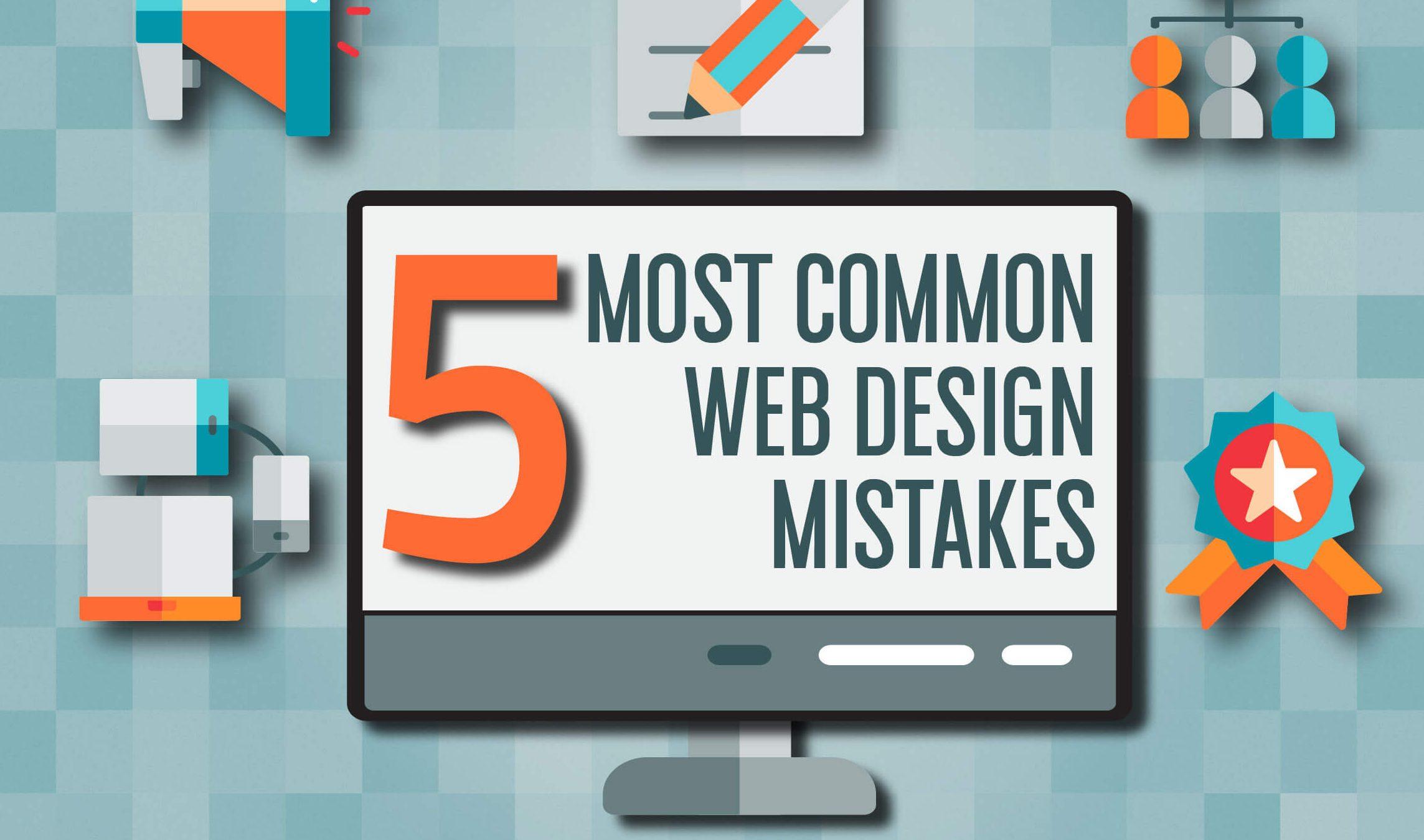 5 Yaygın Tasarım Girişimi Hatası ve Bunlardan Kaçınma Yolları